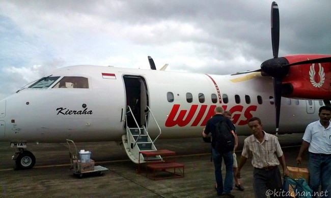 WINGS Air DASH 8-300