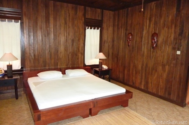 Lembeh Resort Guest Room