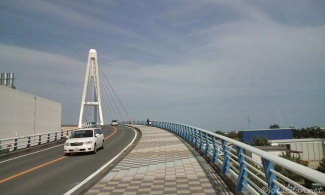 浜名湖競艇所へ続く道