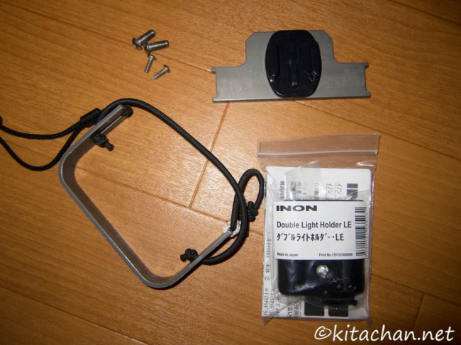 Goodman Handle for Gopro材料