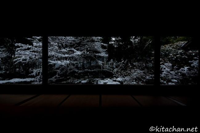 [Photolog] 2012年1月 京都雪化粧