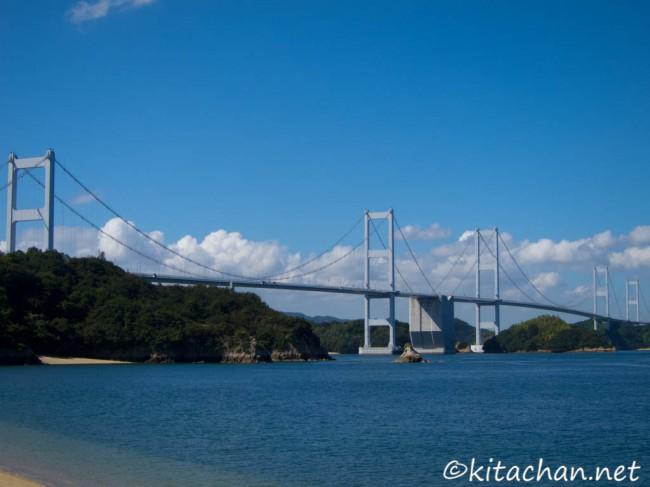 とびしま海道&しまなみ海道サイクリング 2014年9月