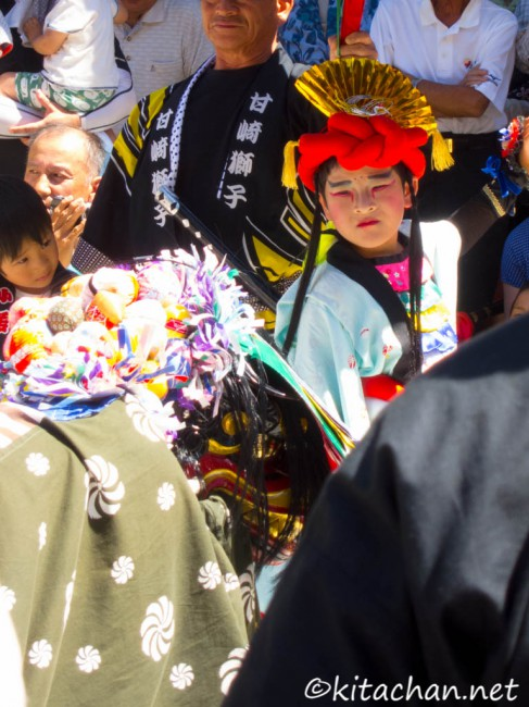 大山祇神社 産須奈大祭
